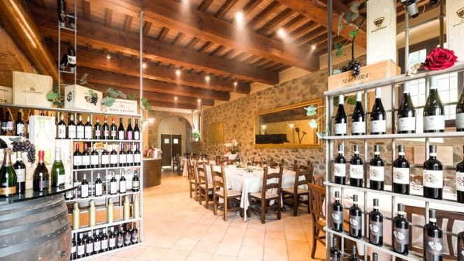 La sala - Da Roberto al frantoio della Belluccia, Serravalle Pistoiese