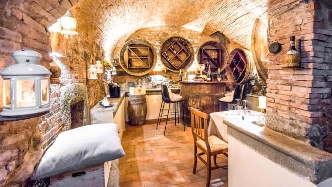 sala esclusiva - Da Roberto al frantoio della Belluccia, Serravalle Pistoiese
