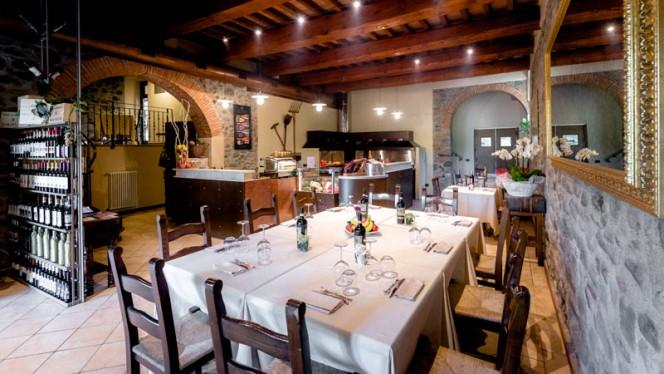 Vista sala - Da Roberto al frantoio della Belluccia, Serravalle Pistoiese