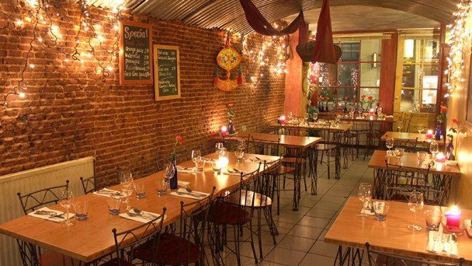 Het restaurant - Wau, Amsterdam