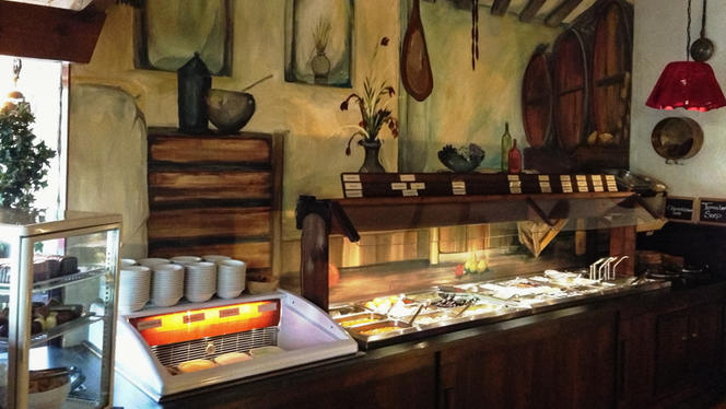 Restaurant - Voortse Herberg, Voorthuizen