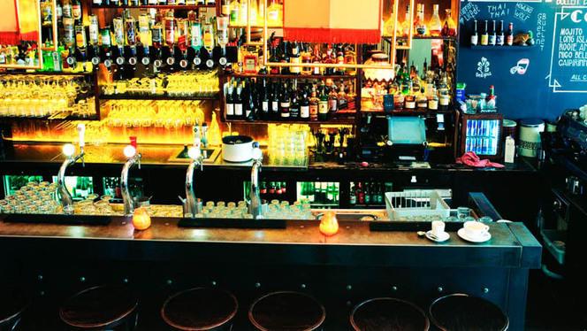 Bar - Mata Hari, Amsterdam