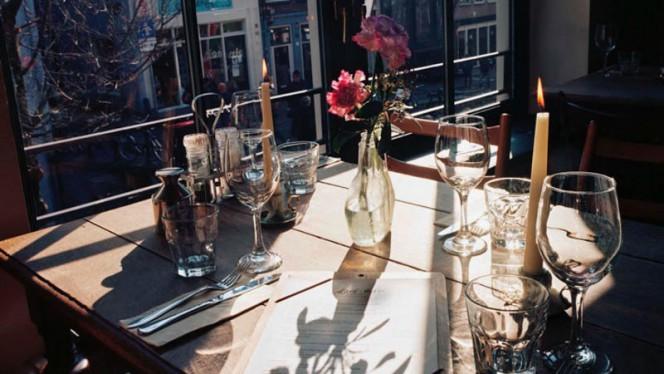 Restaurant - Mata Hari, Amsterdam