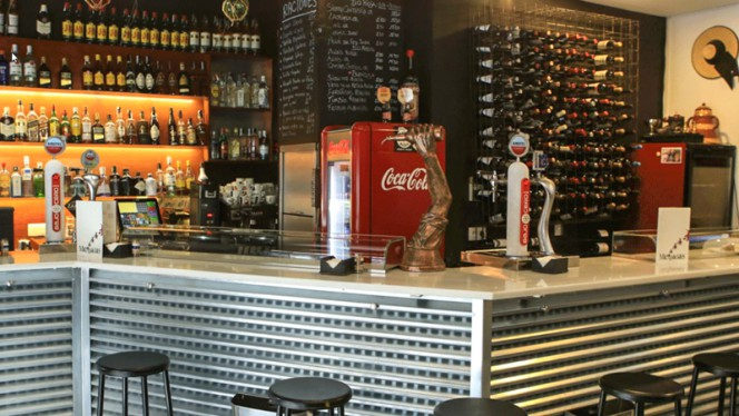 Bar - Meigadas, Madrid