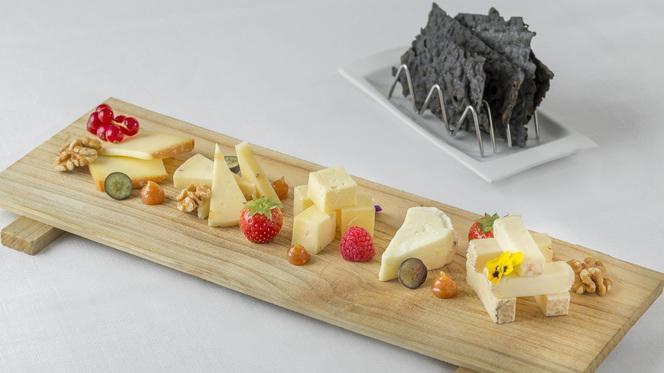 Tabla de quesos - Larumbe, Madrid