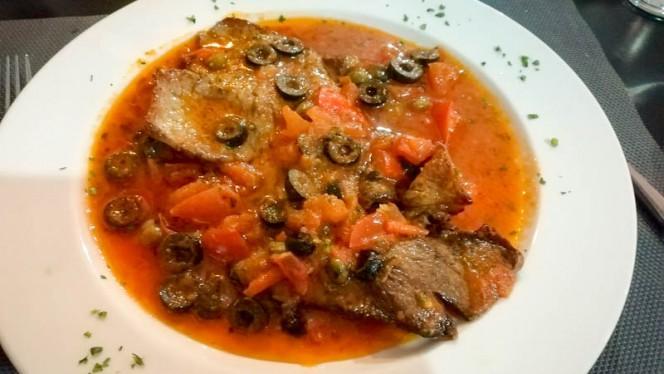 Sugerencia del chef - Mar Rosso, Milan