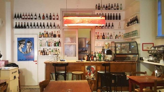 bar - Bukowski's Bar, Rome