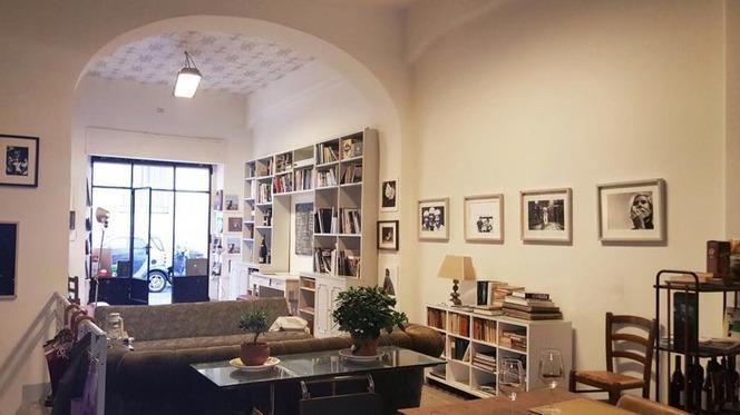 sala - Bukowski's Bar, Rome