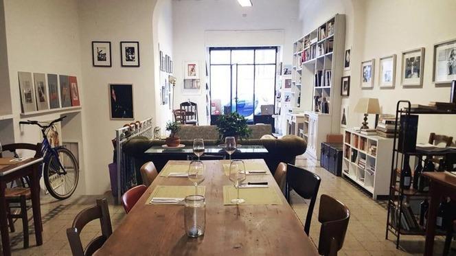 tavolone - Bukowski's Bar, Rome