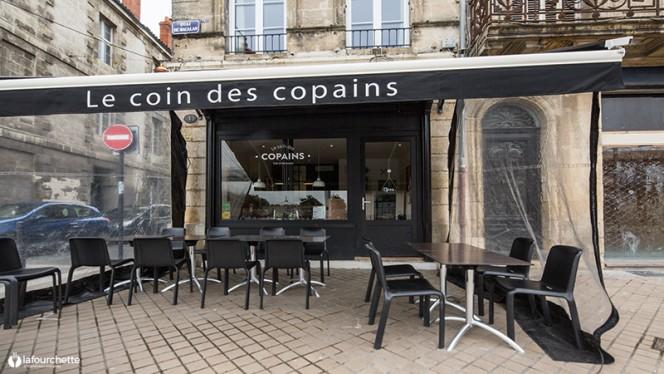 Devanture - Le Coin des Copains, Bordeaux