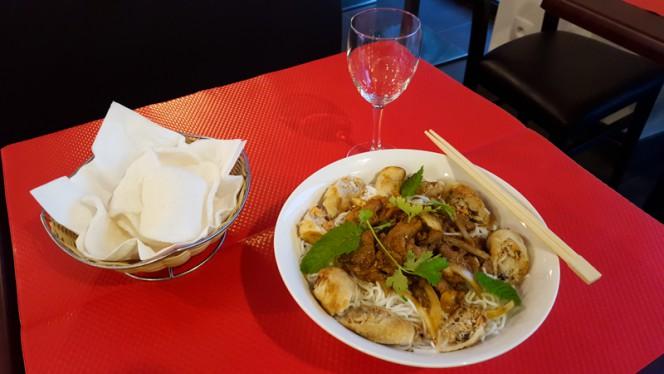 Suggestion de plat - Zeste d'Asie, Strasbourg