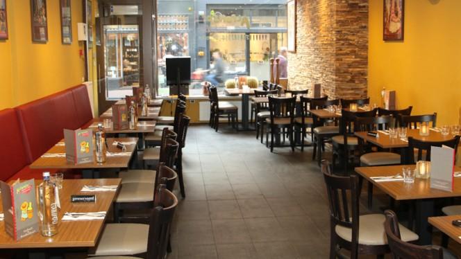 Restaurant binnen - Alfonso's Mexican & Grill Restaurant, Amsterdam