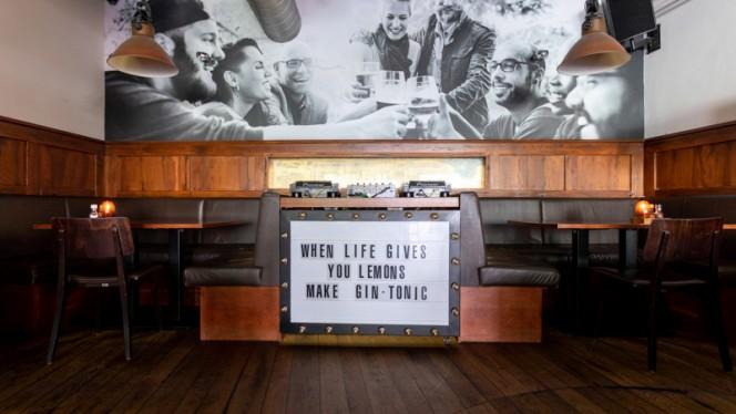 Restaurant - Quignon Kitchen & Bar, Utrecht