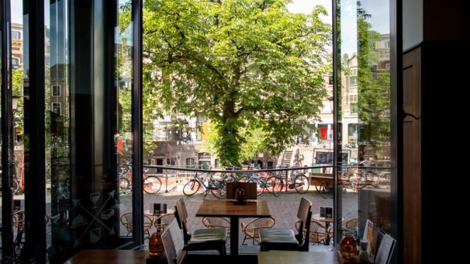 Terras - Quignon Kitchen & Bar, Utrecht