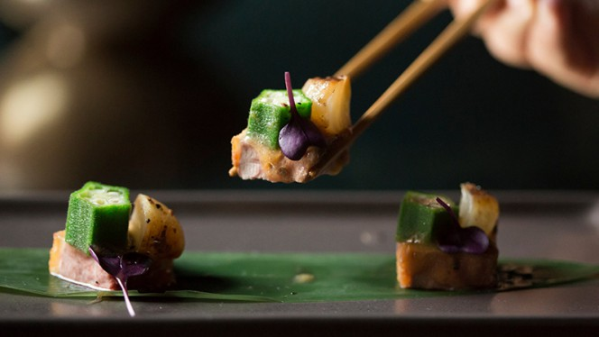 Proposta dello chef - Huan Oriental Bistrot, Milano