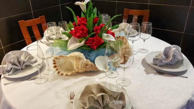Vista da sala - Jácome Restaurante, Leça da Palmeira