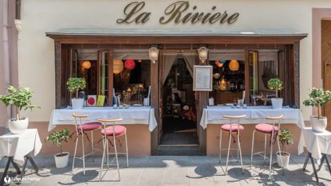 La Rivière - Richard Meier, Strasbourg