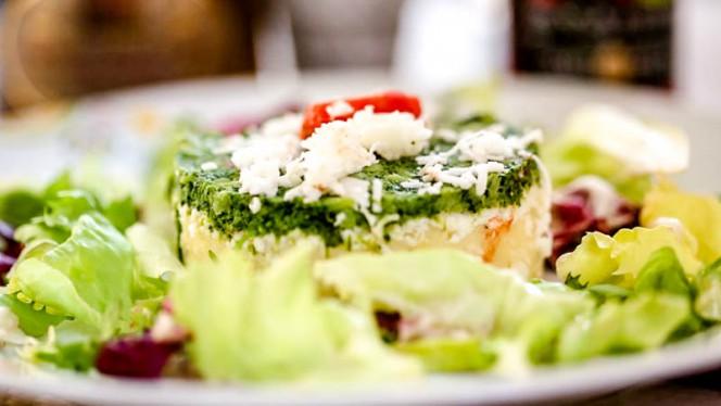 Tortino con verdure - Semprebio, Milan