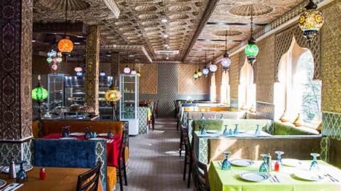 Restaurante Marrakech, Madrid