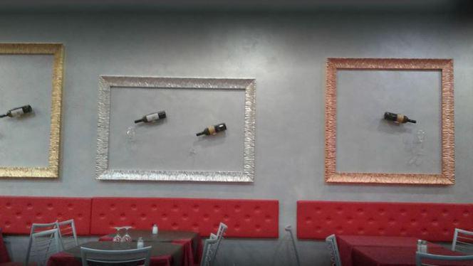 sala - Trattoria Pizzeria Art Cafè,