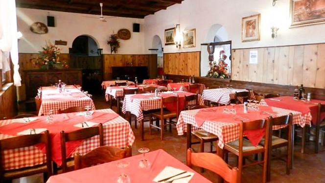 sala - Trattoria Da Jole, Legnano
