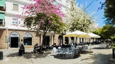 Restaurante Candelaria, Cádiz