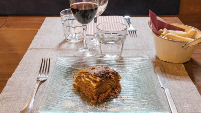 Suggerimento dello chef - La Taverna di Roberto, Bologna