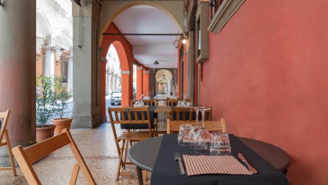 Terrazza - La Taverna di Roberto, Bologna