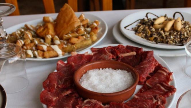 Sugerencia del chef - Casa Gallardo, Madrid