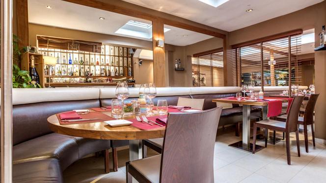 Tables dressées - Al Piccolo,