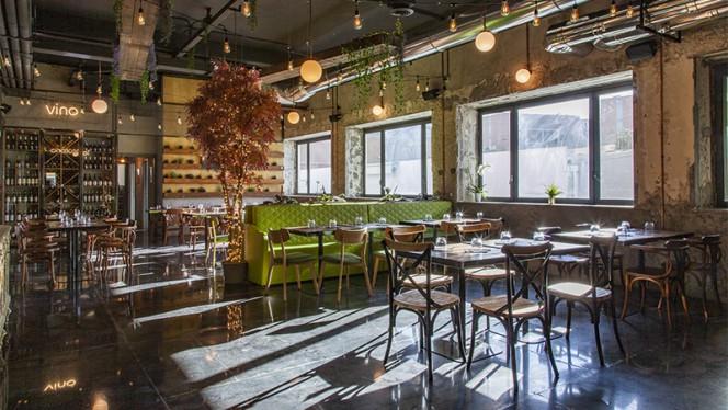 Sala del ristorante - Mani in Pasta Viale Monza, Milan