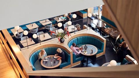 Lloyd Restaurant, Amsterdam