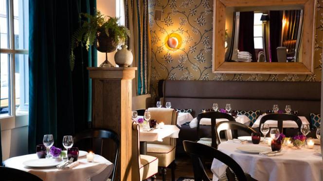 Salle du restaurant - Kult, Paris