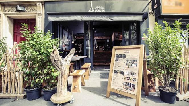 Façade - L'Artisan du Burger- Saint-Germain, Paris