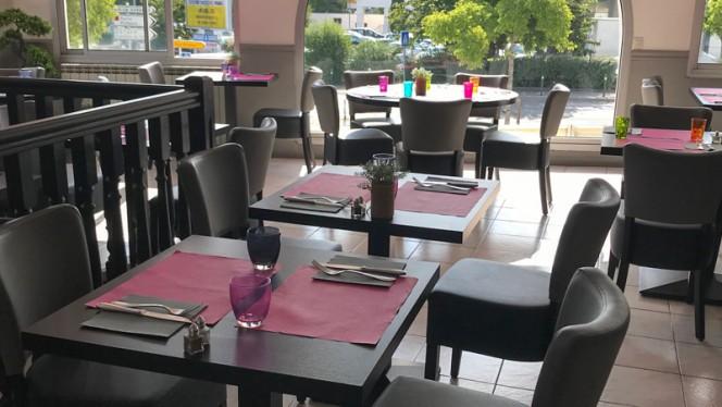 Notre restaurant - Brasserie du Centre, Aix-en-Provence