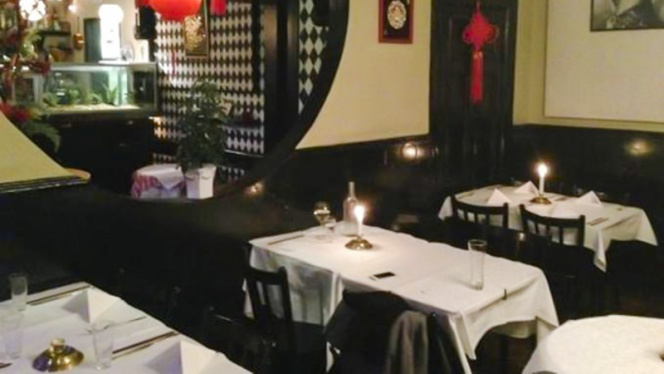 Dining room view - Xi'an, Stockholm