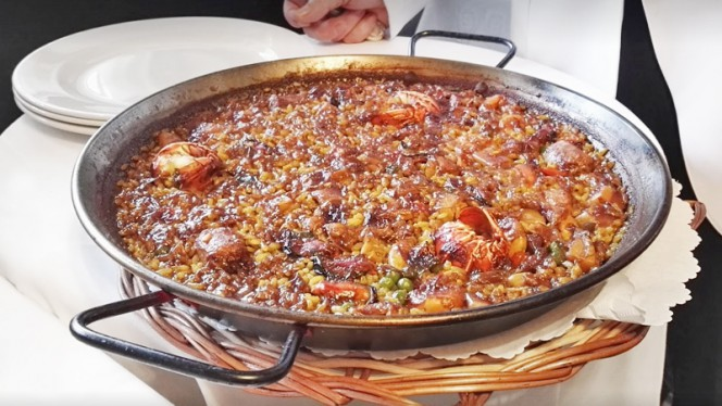 Sugerencia del chef - 7 Portes, Barcelona
