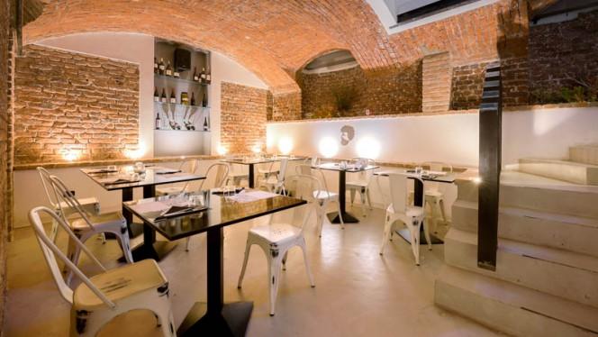 Vista Sala - Barabba Pizza Bistrot, Milan