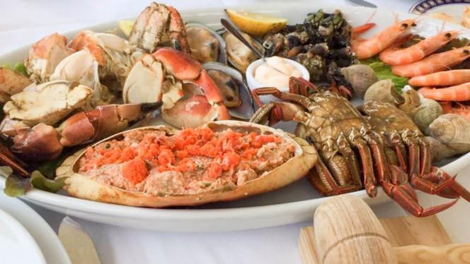 Sugestão do chef - Marisqueira Serpa Pinto, Matosinhos