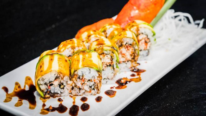 Suggerimento dello chef - Love Me Sushi Carugate,