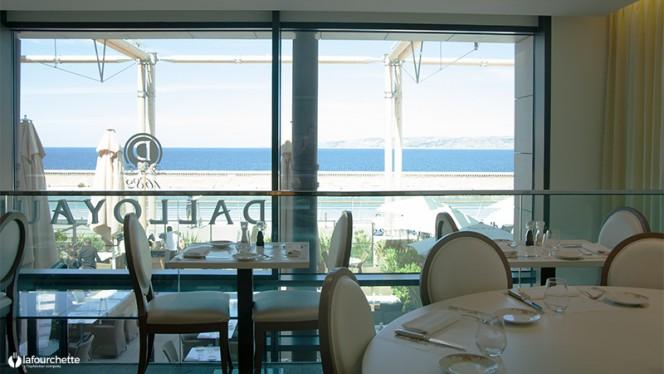 Vue de la mezzanine - Dalloyau, Marseille