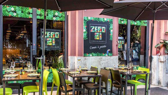 Terrazza - Zero21 Prati, Rome