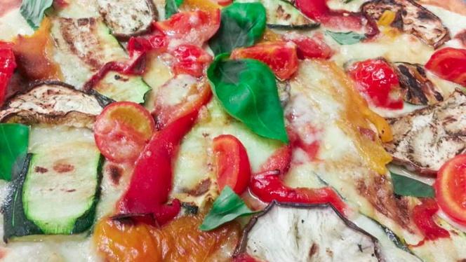 La pizza - MYAD1, Regcal