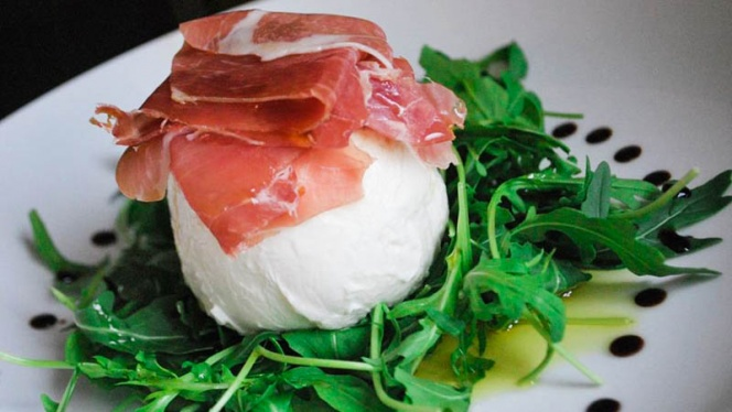 Mozzarella e prosciutto - MYAD1, Regcal