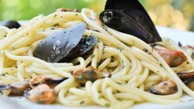 Spaghetti con le cozze - MYAD1, Regcal
