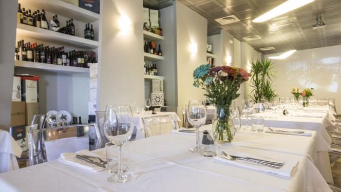 Vista della sala - Fil Restaurant, Roma