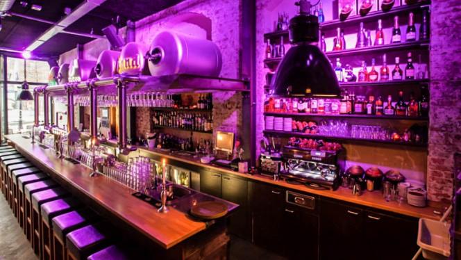 Bar - Ubica, Utrecht