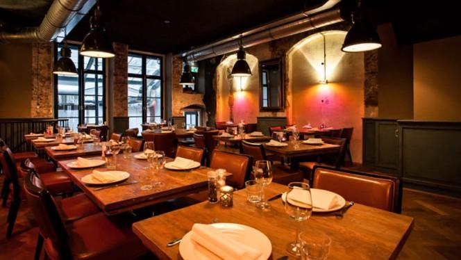 Restaurantzaal - Ubica, Utrecht