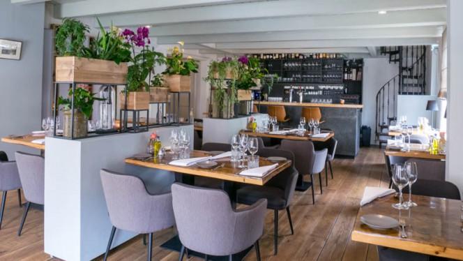 Het restaurant - Restaurant 't Ambachthuys, Rotterdam