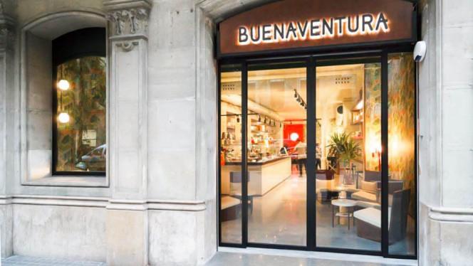 Fachada - Buenaventura Cafe & Restaurant, Barcelona